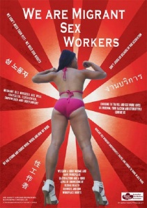 we are migrant sex workers